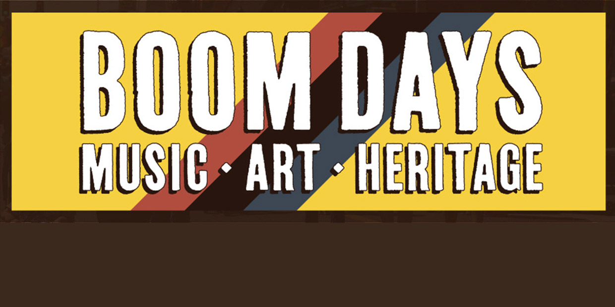 Boom Days Music & Heritage Festival