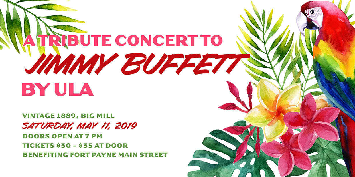 Jimmy Buffett Tribute Concert