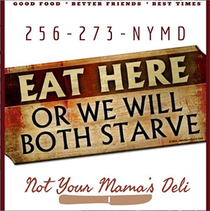 Not Your Mama's Deli