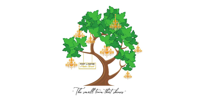 The Chandelier Tree