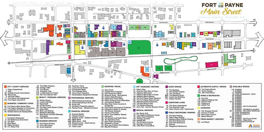 2021 FPMS Map